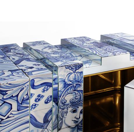 Filigree and Azulejos Heritage at Homo Faber heritage detail