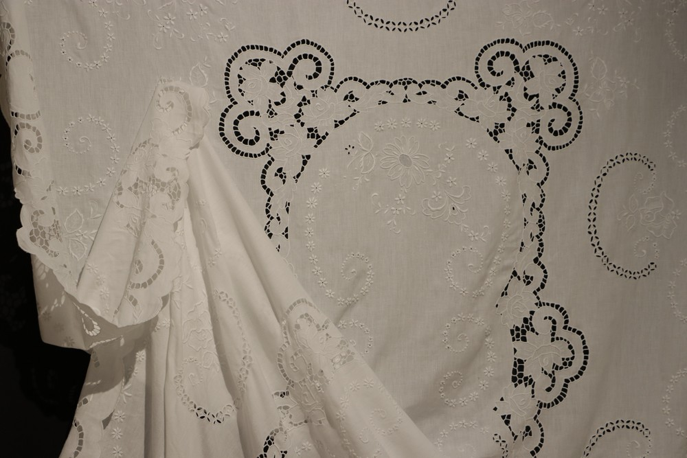 luxury meaning How Craftsmanship is Embedded in Luxury Meaning How Craftsmanship is Embedded in Luxury Meaning Bordado da Madeira Embroidery Linen skill artisans