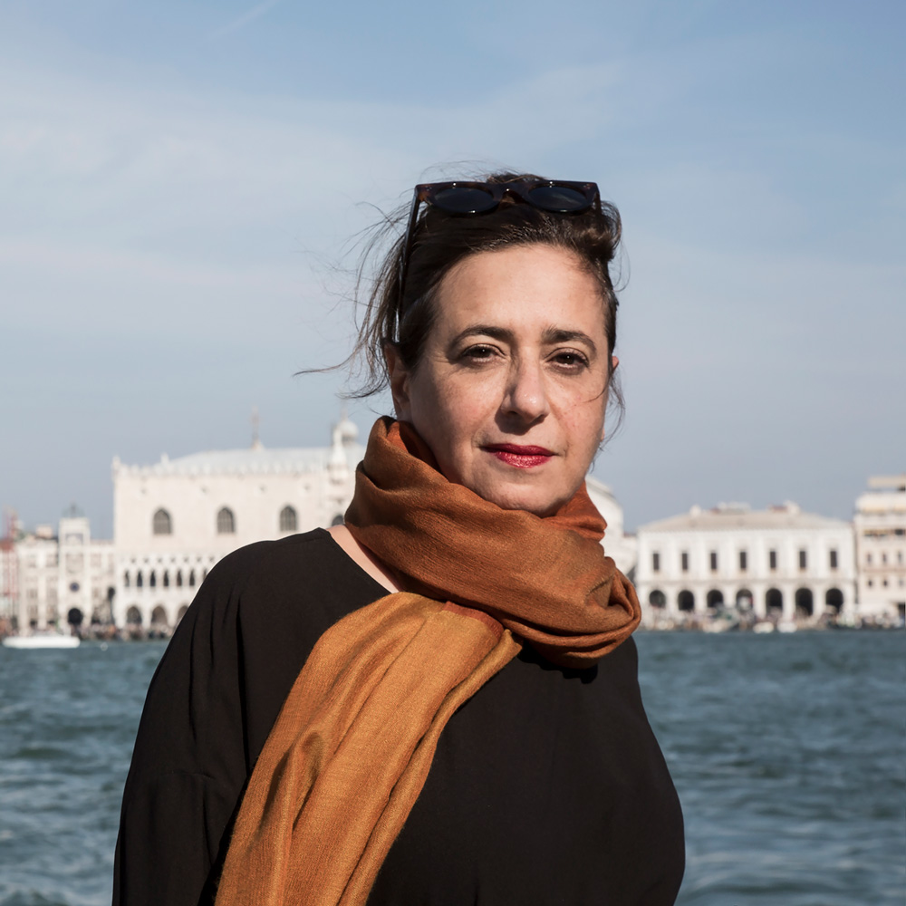India Mahdavi, Architect and Designer, showcases the Imaginary Architecture at Homo Faber homo faber Complete Programme of Homo Faber 2018 Conferences Complete Programme of Homo Faber 2018 Conferences India Mahdavi Interior Designer