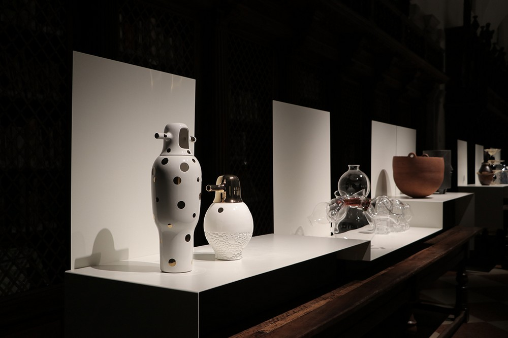 homo-faber-2018-centuries-of-shape homo faber 2018 The Big Opening of Homo Faber 2018 in Venice Homo Faber 2018 in Venice Michelangelo Foundation Craftsmanship Centuries of Shape Jaime Hayon ceramic