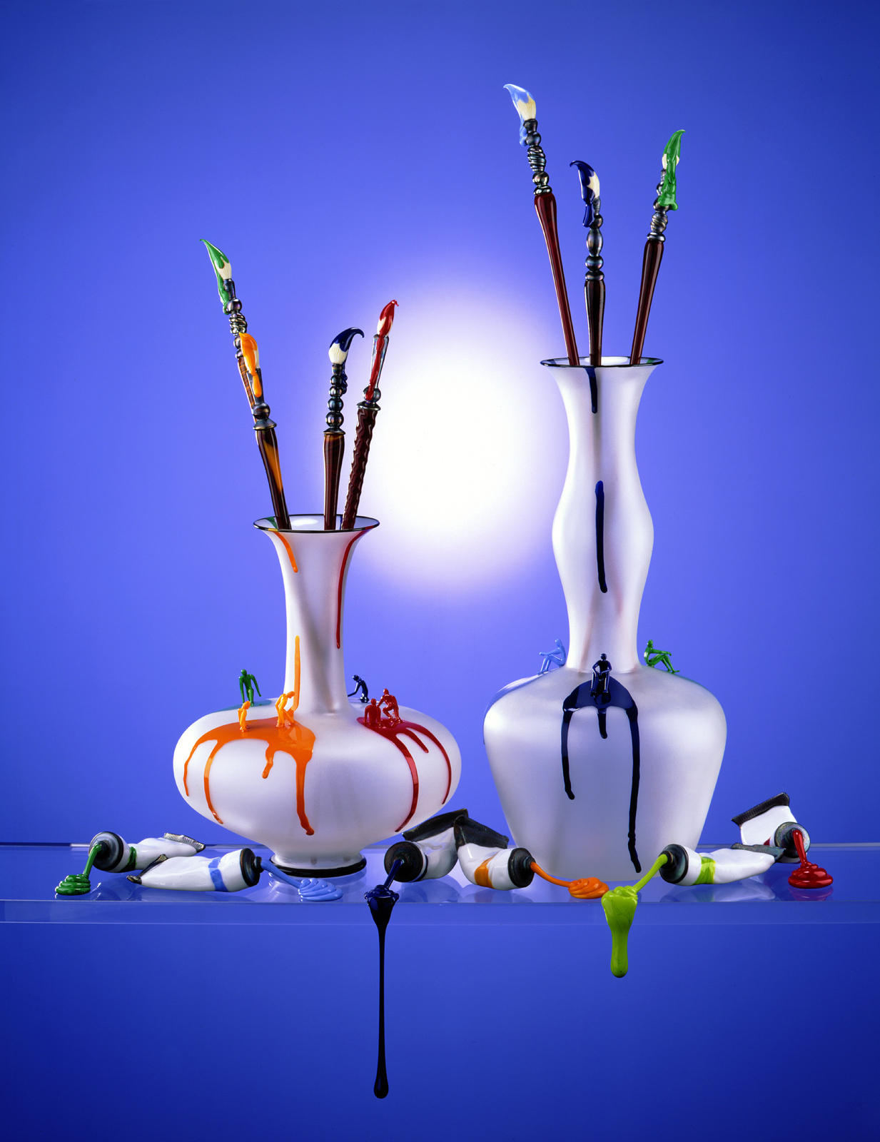 The Best of Glass Sculpture and Lampworking Art: Cesare Toffolo ©Corning Museum of Glass Glass Sculpture The Best of Glass Sculpture and Lampworking Art: Cesare Toffolo Cesare Toffolo Colori