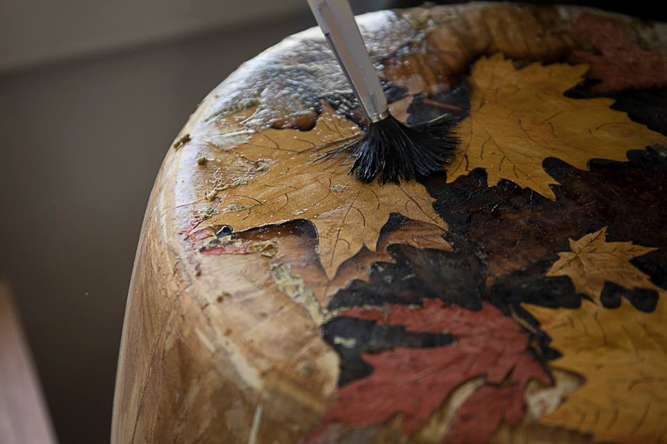 Culture Creative Hub For Thinkers and Makers Erosion Stool marquetry creative hub Culture, A Creative Hub for Thinkers and Makers Culture Creative Hub For Thinkers and Makers Erosion Stool