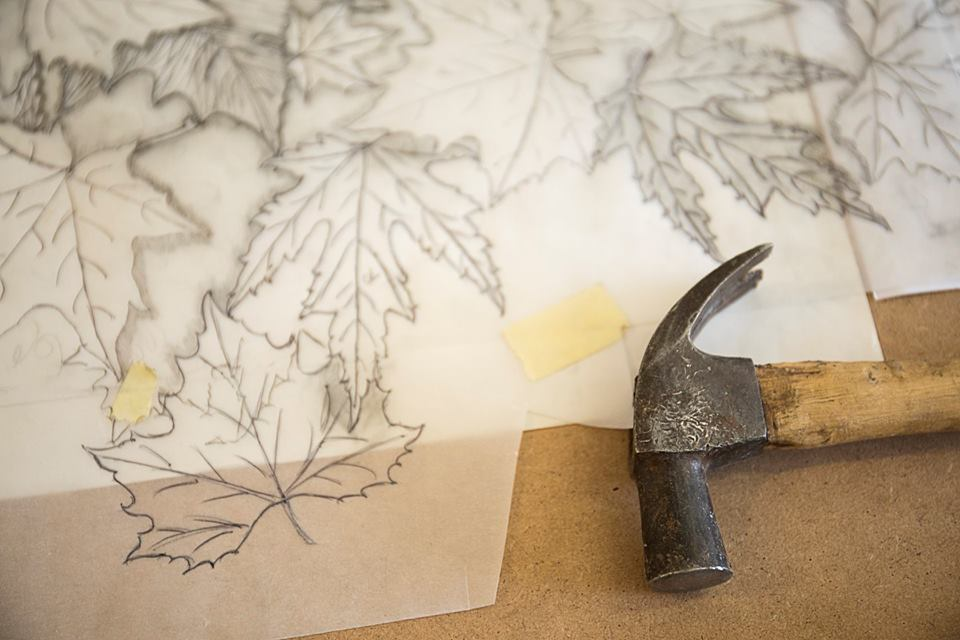 Culture Creative Hub For Thinkers and Makers marquetry leaves craftsmanship artistic atelier creative hub Culture, A Creative Hub for Thinkers and Makers Culture Creative Hub For Thinkers and Makers marquetry leaves craftsmanship