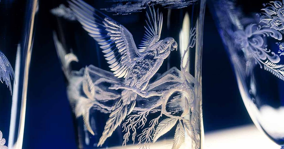 The Best of Glass Sculpture and Engraving Art: Luigi Camozzo