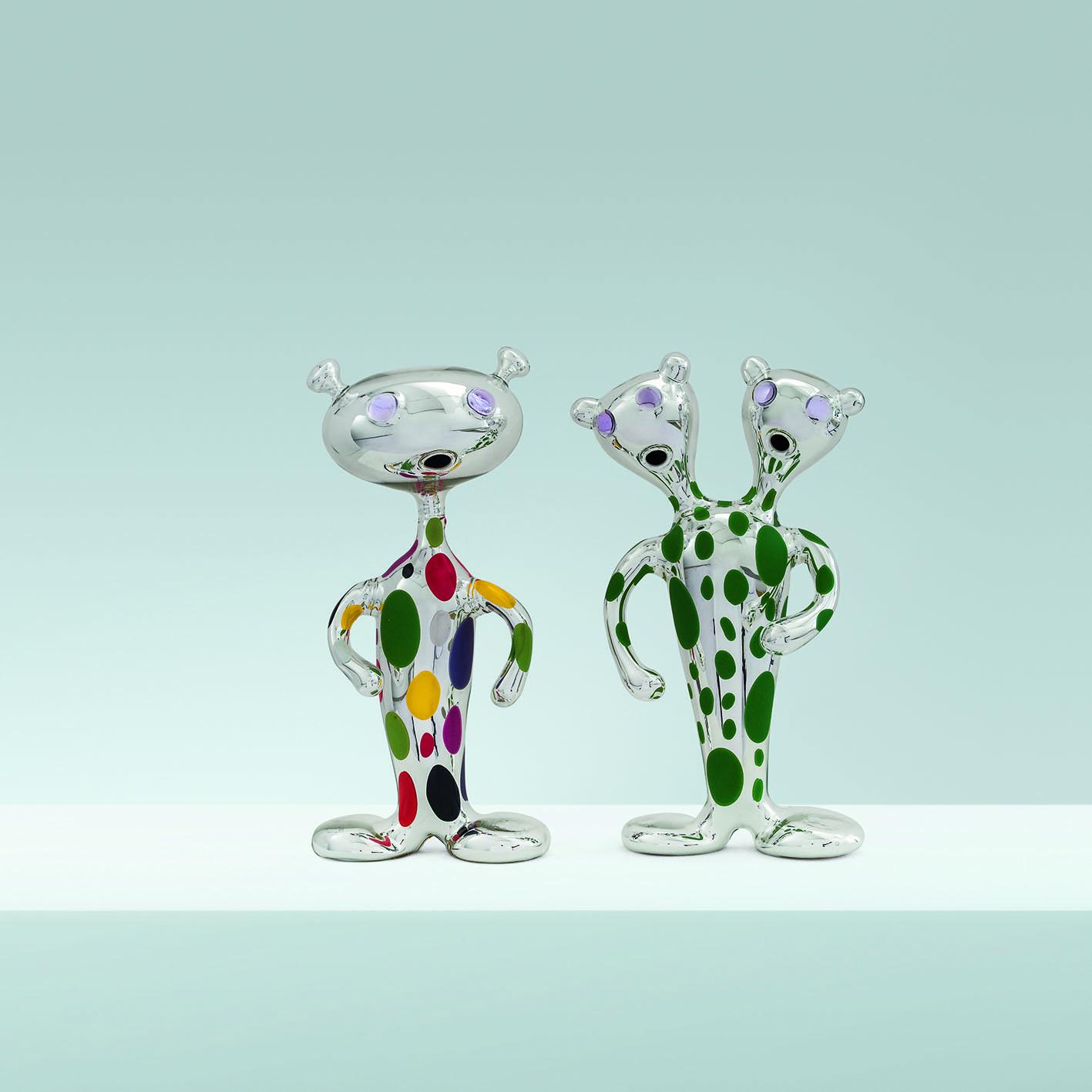 The Best of Glass artist: Massimo Lunardon glass work The Best of Glass work and Lampworking art: Massimo Lunardon Massimo Lunardon Figures 1