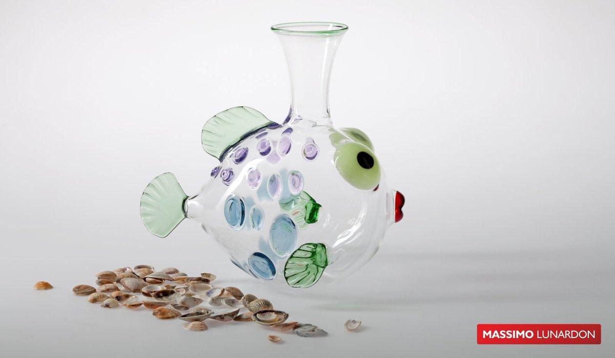 The Best of european handmaker: Massimo Lunardon glass work The Best of Glass work and Lampworking art: Massimo Lunardon Massimo Lunardon Fish