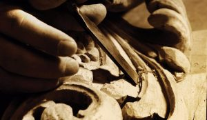 The Wonders of Wood Carving Art -