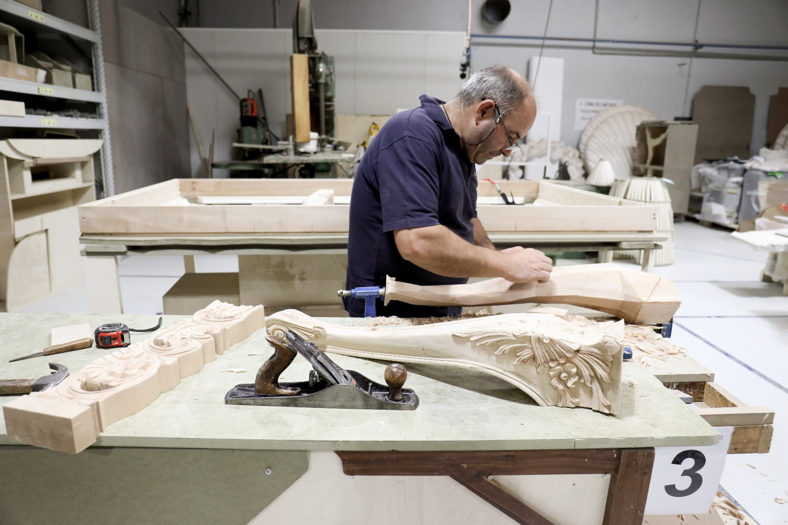 Craftsmanship: Covet Foundation in European Artistic Craft Days 2019 - Wood Carving craftsmanship Craftsmanship: Covet Foundation in European Artistic Craft Days 2019 WhatsApp Image 2018 10 31 at 17