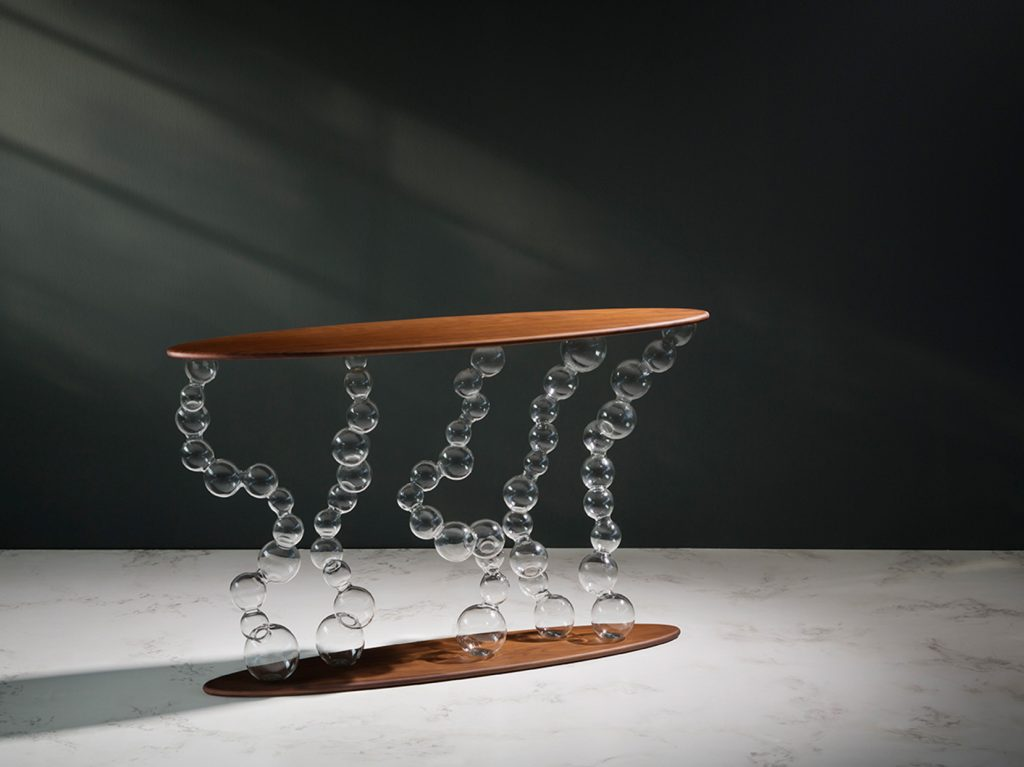 The Best of Glassworking Art: Simone Crestani glassworking The Best of Glassworking Art: Simone Crestani console eterea 1024x767
