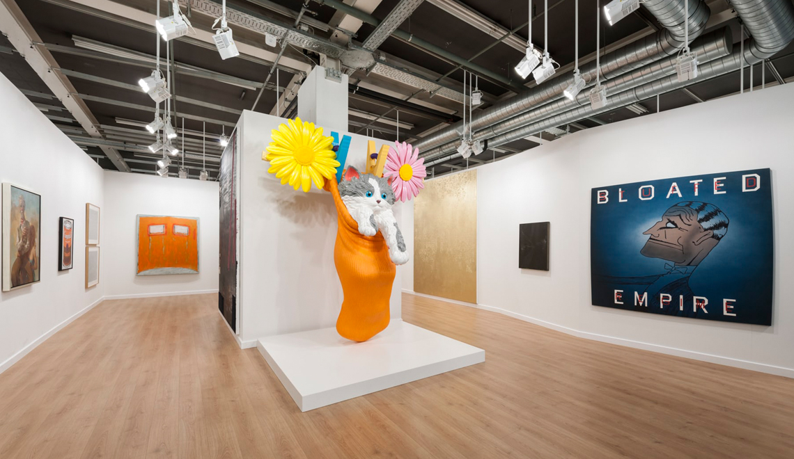 Best Galleries to Explore at Art Basel Miami 2018 - Gagosian gagosian Best Galleries to Explore at Art Basel Miami 2018: Gagosian Best Galleries to Explore at Art Basel Miami 2018 Gagosian