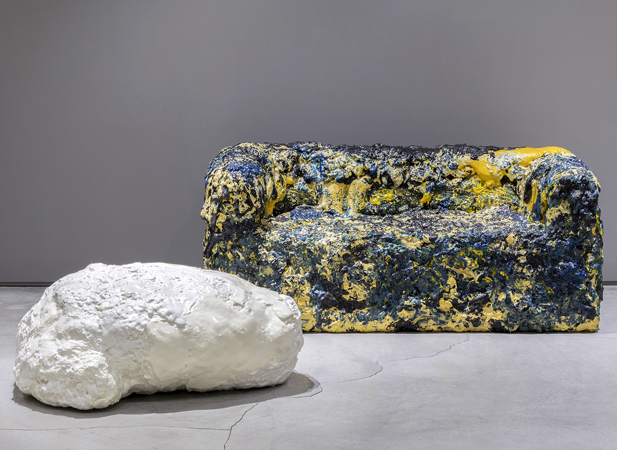 Best of Contemporary Art at Design Miami 2018 - Sang Hoon Kim - Two Seat Sofa cristina grajales Best of Contemporary Art at Design Miami/ 2018: Cristina Grajales Best of Contemporary Art at Design Miami 2018 Sang Hoon Kim Two Seat Sofa