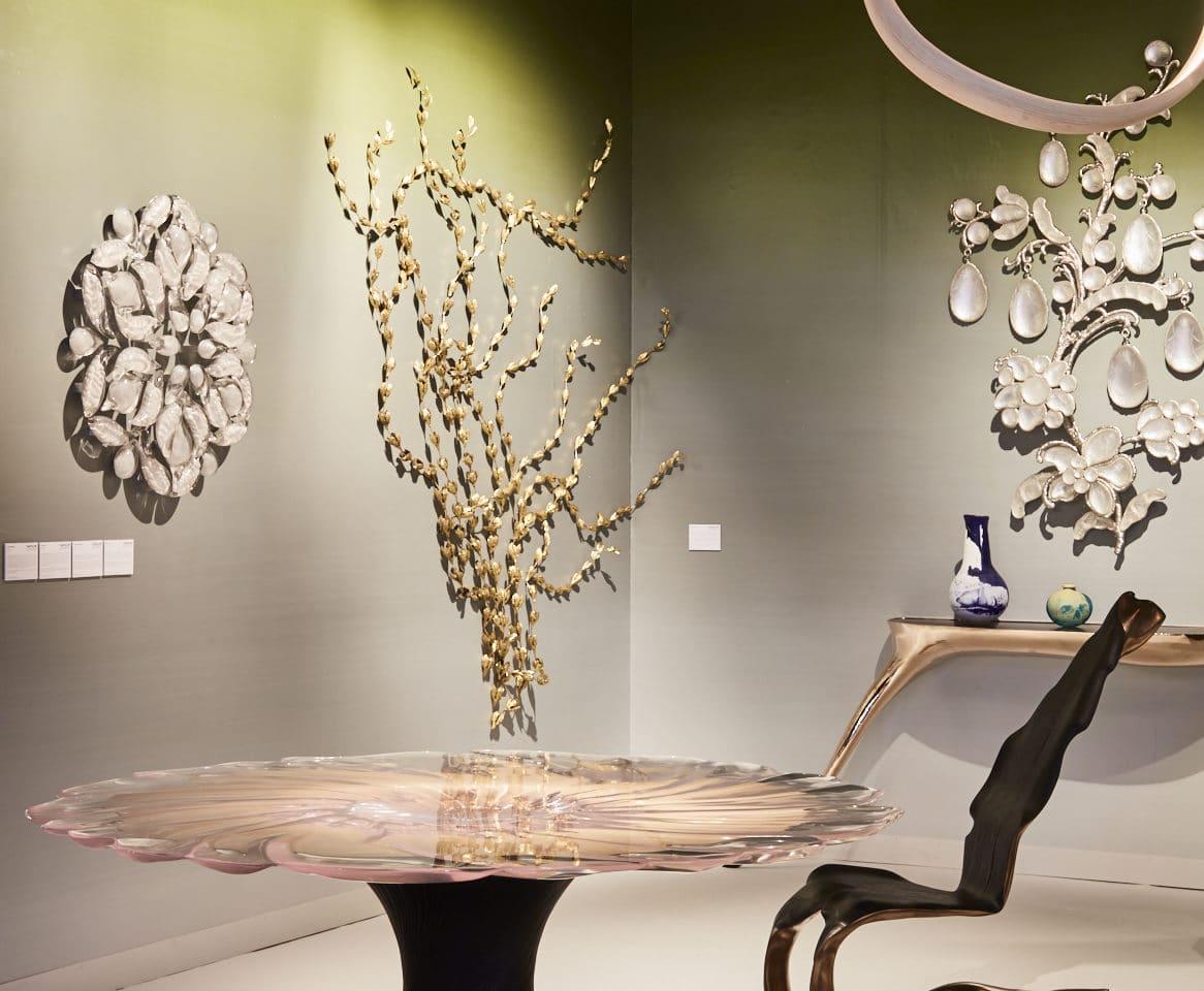 Contemporary art furniture Unique Best Of Contemporary Art At Design Miami 2018 Todd Merrill Basel Exhibition Todd Merrill Lobo You Best Of Contemporary Art At Design Miami 2018 Todd Merrill Studio