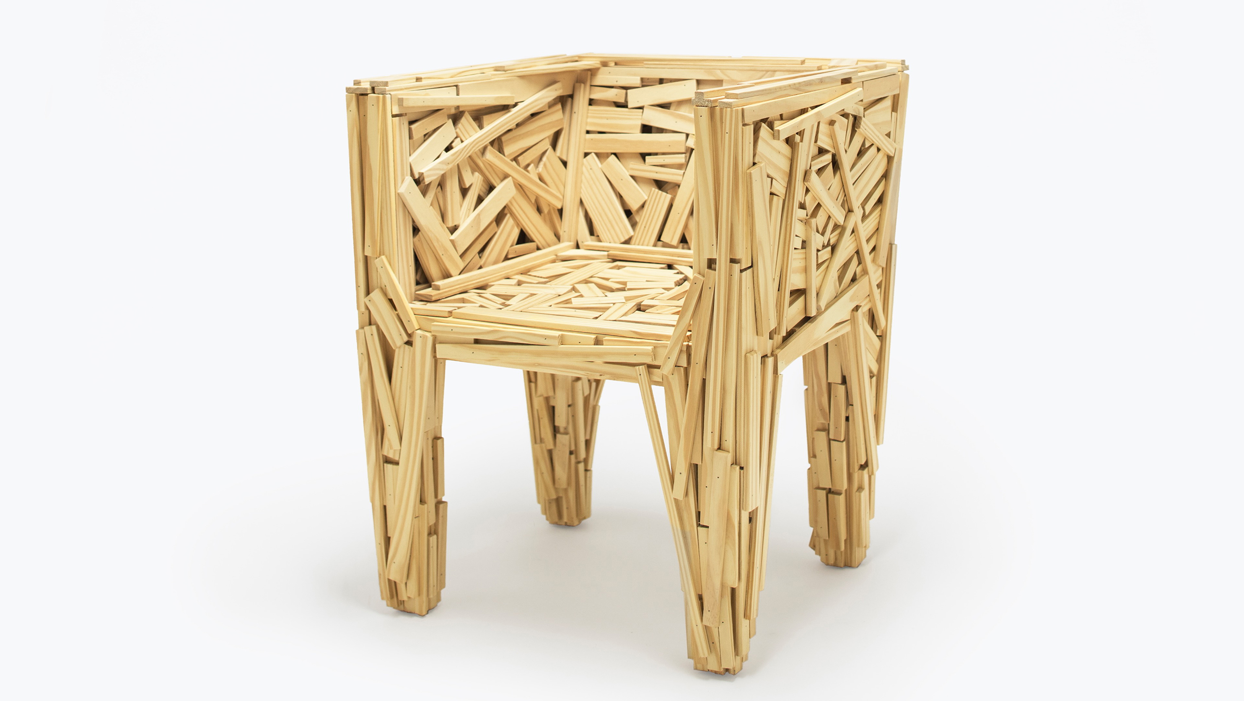 The Best of Collectible Design: Campana Brothers campana brothers The Best of Collectible Design: Campana Brothers Campana Brothers Favela chair