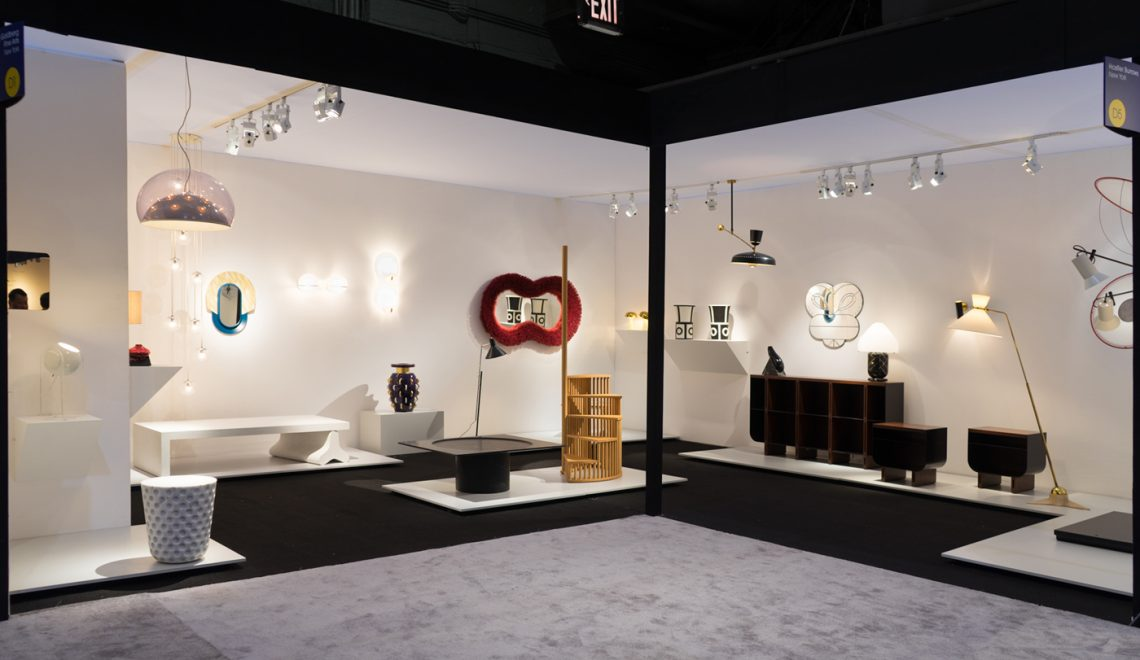 New Galerie kreo's Collectible Designs at The Salon Art+Design NY 2018