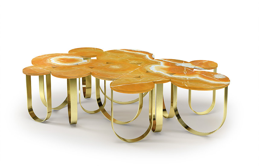 Collectible Designs at The Salon Art+Design NY 2018 - Barberini & Gunnell - Cloud coffee table priveekollektie New Priveekollektie's Collectible Designs at The Salon Art+Design NY Collectible Designs at The Salon ArtDesign NY 2018 Barberini Gunnell Cloud coffee table