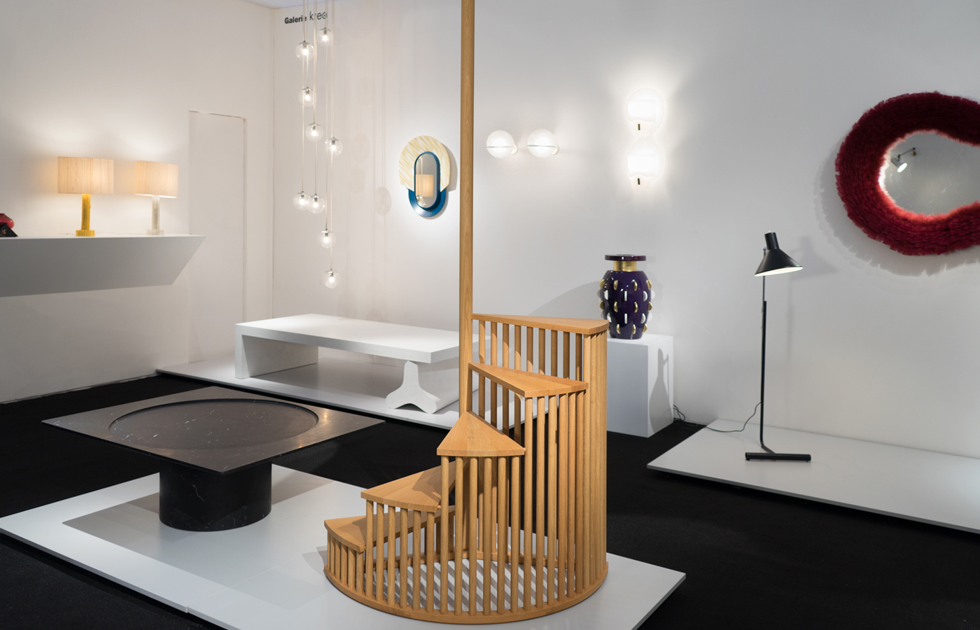New Collectible Designs at The Salon Art+Design NY 2018 galerie kreo New Galerie kreo's Collectible Designs at The Salon Art+Design NY 2018 Collectible Designs at The Salon ArtDesign NY 2018 Exhibition 2017