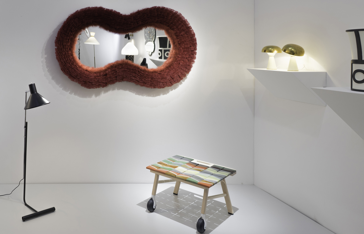 New Collectible Designs at The Salon Art+Design NY 2018 galerie kreo New Galerie kreo's Collectible Designs at The Salon Art+Design NY 2018 Collectible Designs at The Salon ArtDesign NY 2018 Showcase 2017
