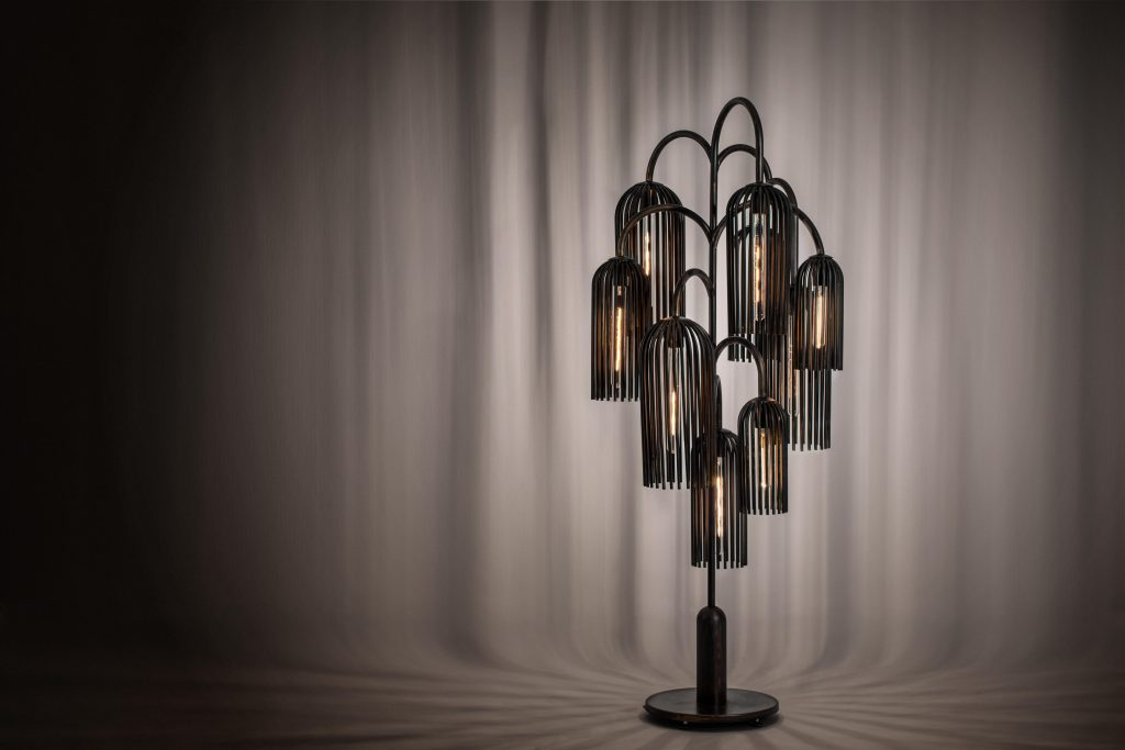 New Collectible Designs at The Salon Art+Design NY 2018 gallery fumi New Gallery FUMI's Collectible Designs at The Salon Art+Design NY 2018 Collectible Designs at The Salon ArtDesign NY 2018 Willow Light