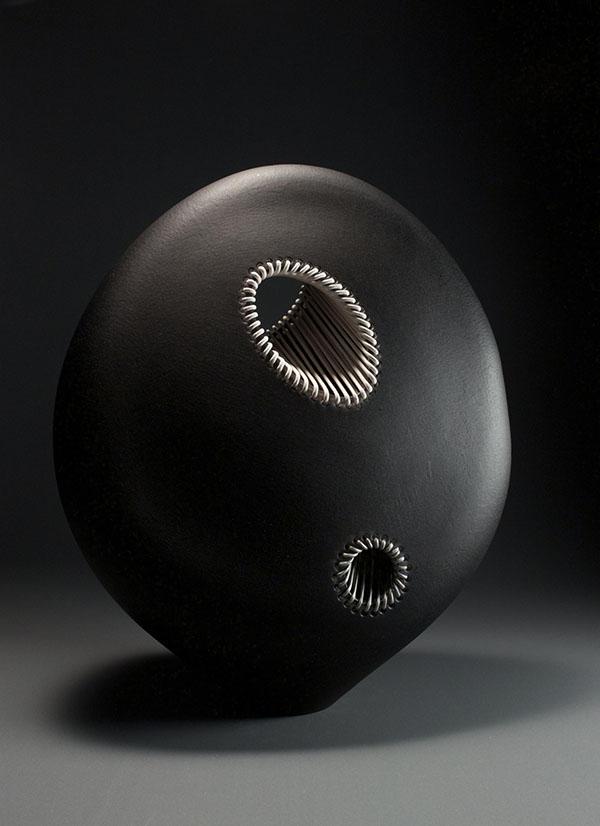 The Best of Glass Art: Gérald Vatrin glass sculpture The Best of Glass Sculpture and Glassblowing Art: Gérald Vatrin Coulisse III