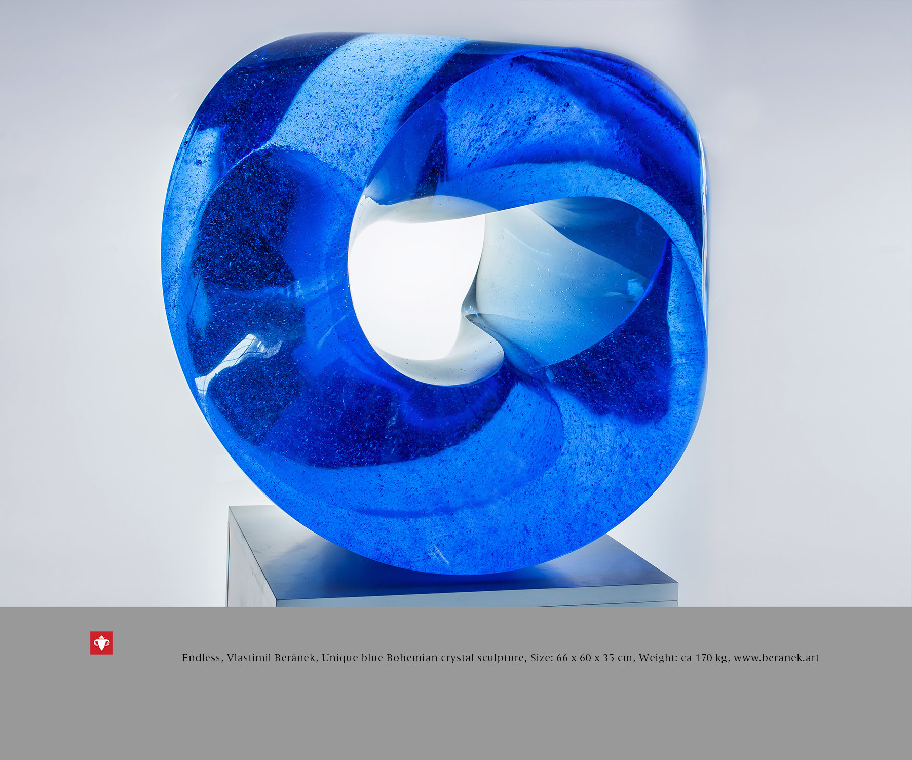 The Best of Glass Art: Vlastimil Beránek glass sculpture The Best of Glass Sculpture Art: Vlastimil Beránek Endless Vlastimil Beranek