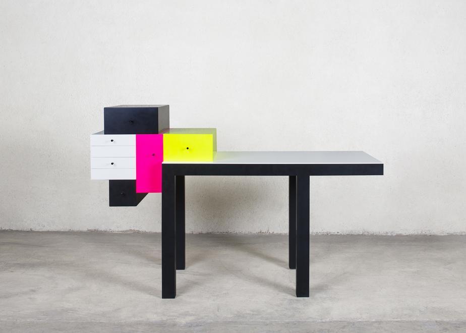 friedman benda New Friedman Benda's Collectible Designs at The Salon Art+Design NY Friedman Benda   s Collectible Designs at The Salon ArtDesign NY 2018 Ettore Sottsass Omaggio