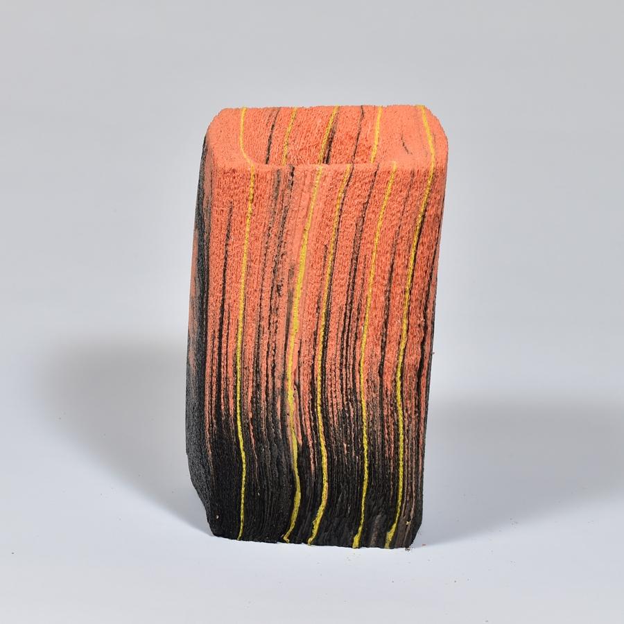 Best of international glass artwork at The salon Art+Design,NY j. lohmann gallery New J. Lohmann Gallery 's Collectible Designs at The Salon Art+Design Jongjin Park SculptuuralVassel I