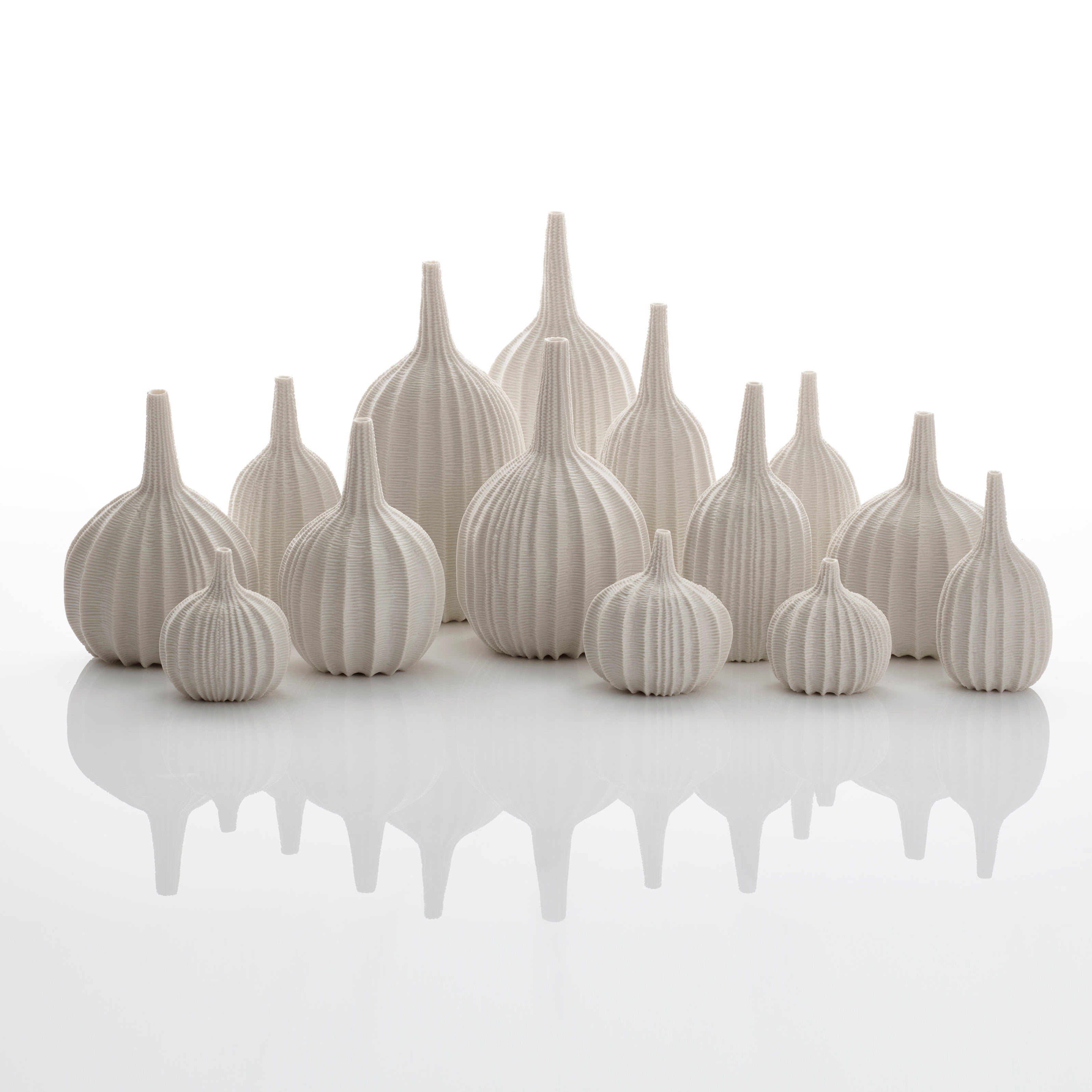 New Adrian Sassoon's Collectible Designs at The Salon Art+Design 2018 - Andrew Wicks - Still Life of Eleven Vases adrian sassoon New Adrian Sassoon's Collectible Designs at The Salon Art+Design 2018 New Adrian Sassoons Collectible Designs at The Salon ArtDesign 2018 Andrew Wicks Still Life of Eleven Vases