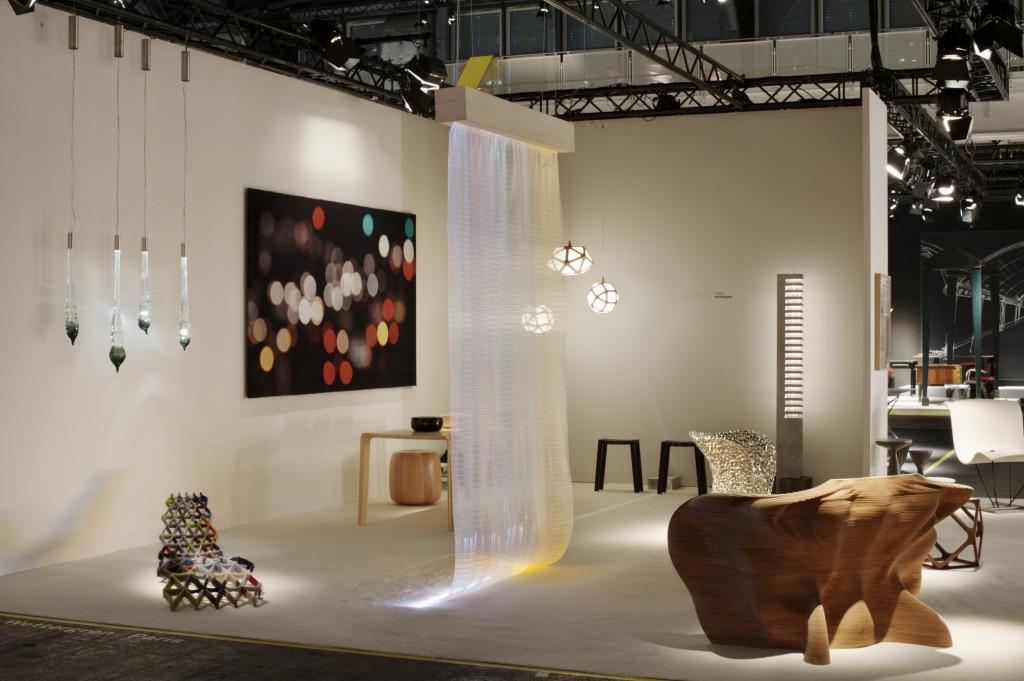 New Collectible Designs at Salon Art+Design - 2014 galerie maria wettergren New Galerie Maria Wettergren's Collectible Designs at Salon Art+Design New Collectible Designs at Salon ArtDesign 2014