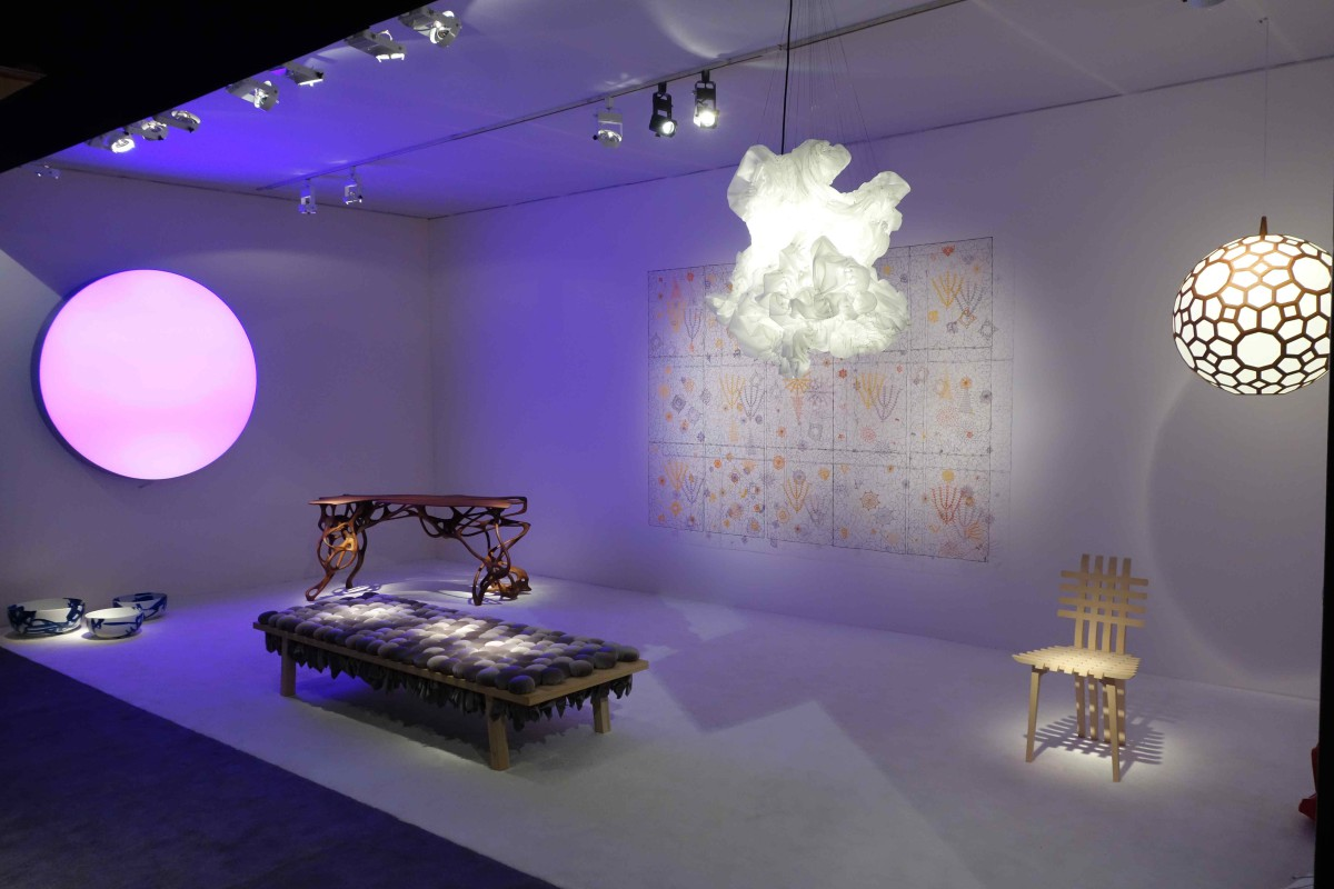 New Collectible Designs at Salon Art+Design galerie maria wettergren New Galerie Maria Wettergren's Collectible Designs at Salon Art+Design New Collectible Designs at Salon ArtDesign 2016