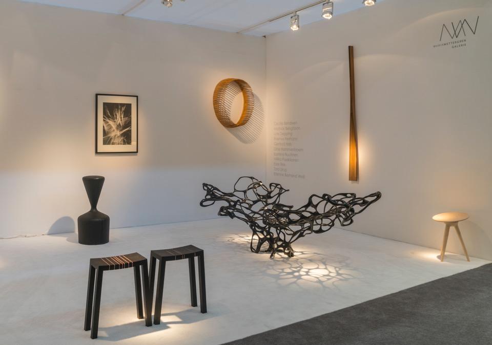 New Collectible Designs at Salon Art+Design - 2017 galerie maria wettergren New Galerie Maria Wettergren's Collectible Designs at Salon Art+Design New Collectible Designs at Salon ArtDesign 2017