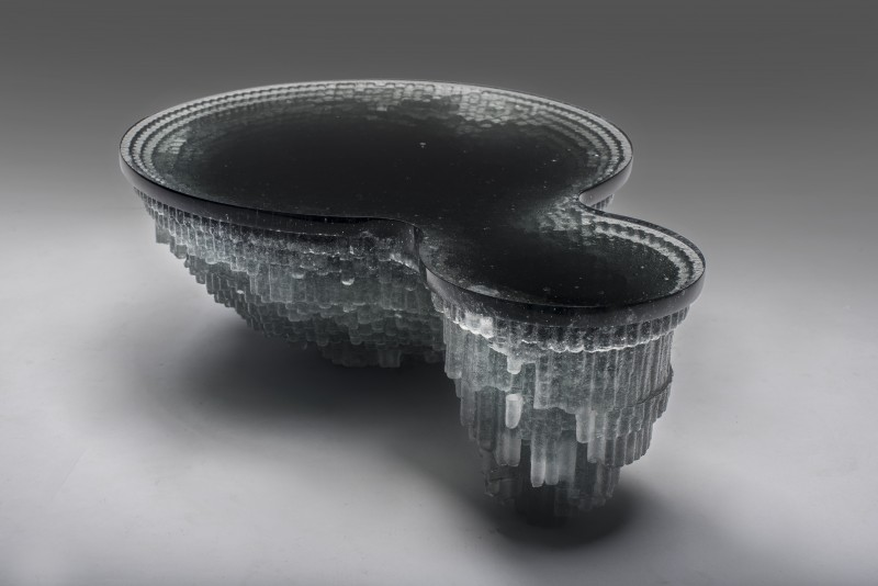 The Best of Glass Sculpture Art: Dóra Vaga glass sculpture The Best of Glass Sculpture Art: Dóra Varga Smog spot III n 800x534