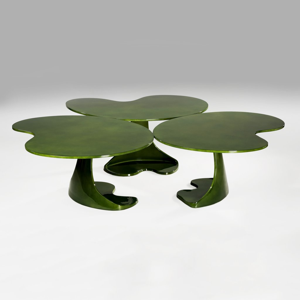The Best of Collectible Design: Le Gall - Nenuphar hubert le gall The Best of Collectible Design: Hubert Le Gall Table Nenuphar Hubert Le Gall