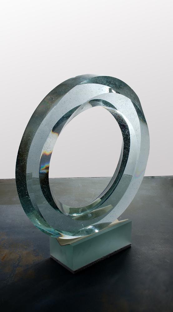 The Best of Glass Art - Štepán Pala - Infinity glass sculpture The Best of Glass Sculpture Art: Štepán Pala The Best of Glass Art   tep  n Pala Infinity