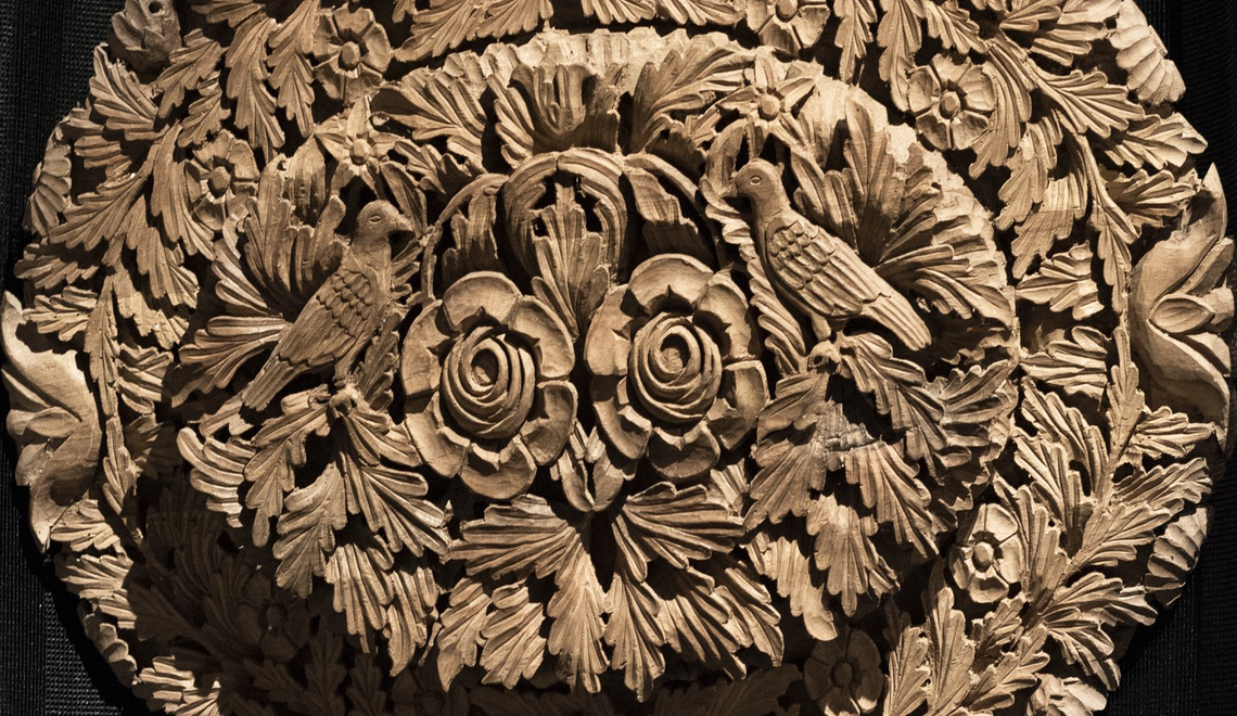 The Best of Wood Carving Art: Llazi S. Icka
