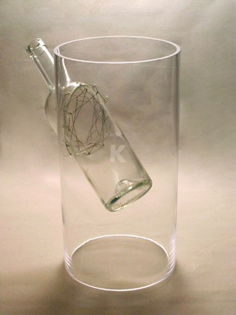The best of glass sculpture art: Zuzana Kubelková glass sculpture art The Best of Glass Sculpture Art: Zuzana Kubelková Zuzana Kubelkov   Alcohol