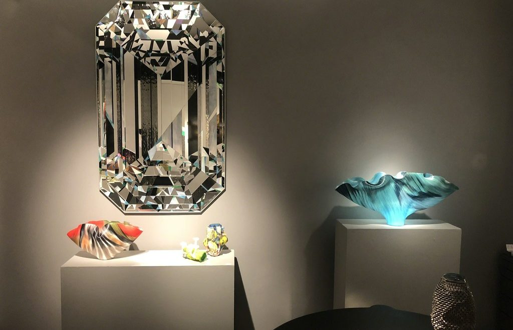 heller gallery New Heller Gallery 's Collectible Designs The Salon Art+Design NY 2018 heller 1024x660