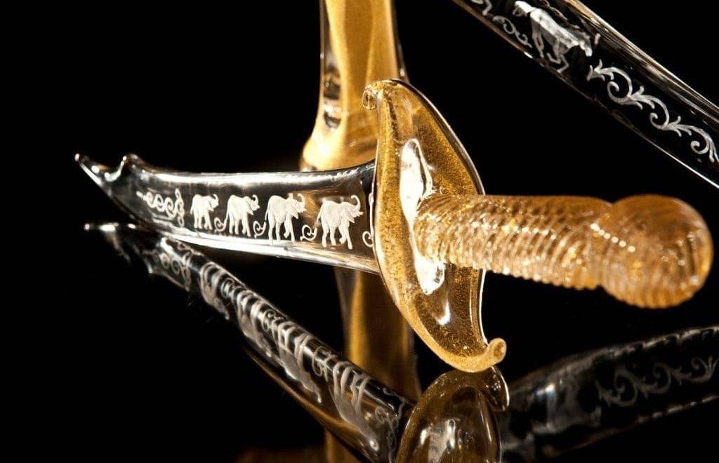 glass sculpture The Best of Glass Sculpture and Engraving Art: Vanessa Cavallaro vanessa3jpg 1024x660