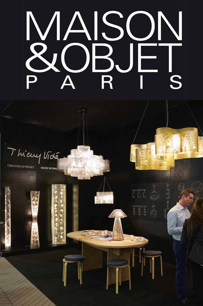 Are You Ready for Maison et Objet 2019 - 2017 maison et objet Are You Ready for Maison et Objet 2019? Are You Ready for Maison et Objet 2019 2017