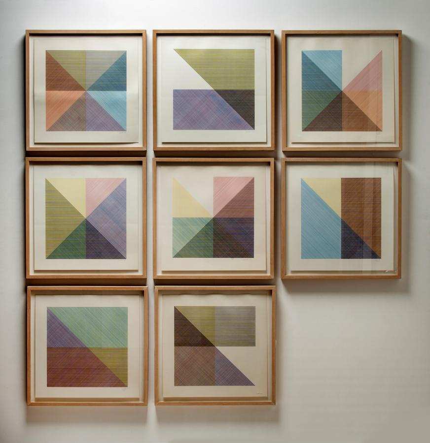 Art Galleries You Can't Miss in Art Miami 2018 - Sol Lewitt - Wexler Gallery wexler gallery Art Galleries You Can't Miss in Art Miami 2018: Wexler Gallery Art Galleries You Cant Miss in Art Miami 2018 Sol Lewitt