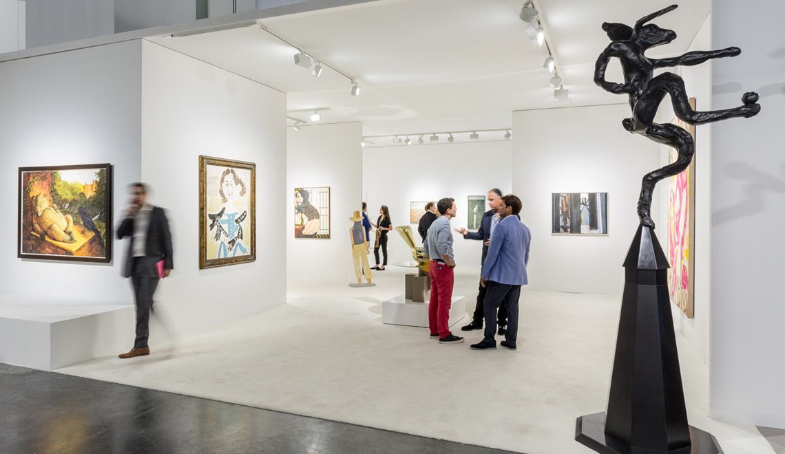Best Galleries to Explore at Art Basel Miami 2018 - Kasmin kasmin Best Galleries to Explore at Art Basel Miami 2018: Kasmin Best Galleries to Explore at Art Basel Miami 2018 Kasmin