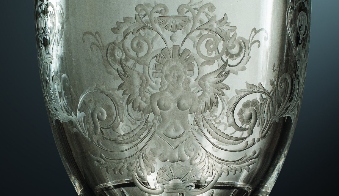 Exclusive Interview with Cavallaro – Glass Engraving Art - - vanessa cavallaro Exclusive Interview with Vanessa Cavallaro – Glass Engraving Art Exclusive Interview with Cavallaro     Glass Engraving Art