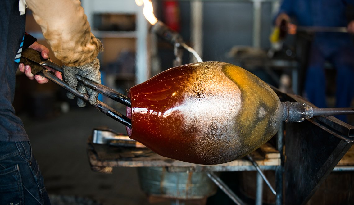 Exclusive Interview with Geir Nustad - Glass Sculpture Art glass blowing Exclusive Interview with Geir Nustad – Glass Blowing Art Exclusive Interview with Geir Nustad Glass Sculpture Art