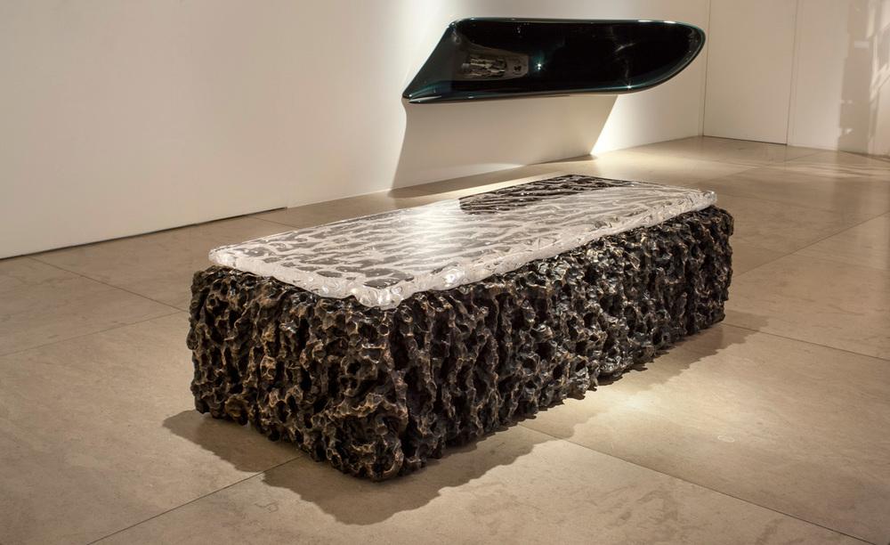 Exquisite Contemporary Luxury Design by Mattia Bonetti - Coffee Table Grotto Mattia Bonetti Exquisite Contemporary Luxury Design by Mattia Bonetti Exquisite Contemporary Luxury Design by Mattia Bonetti Coffee Table Grotto