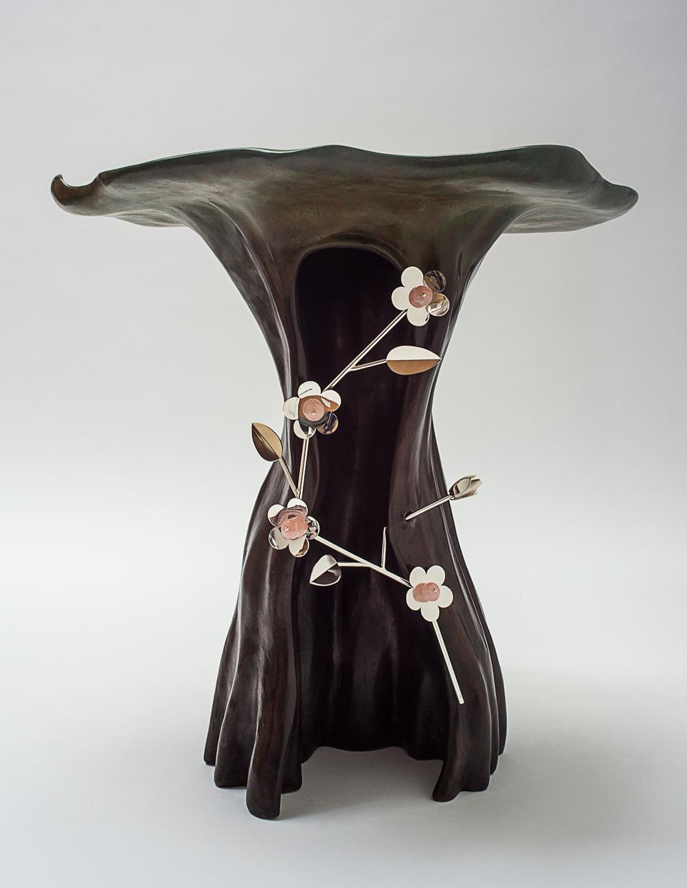 Exquisite Contemporary Luxury Design by Mattia Bonetti - Side Table Spring Blossom Mattia Bonetti Exquisite Contemporary Luxury Design by Mattia Bonetti Exquisite Contemporary Luxury Design by Mattia Bonetti Side Table Spring Blossom