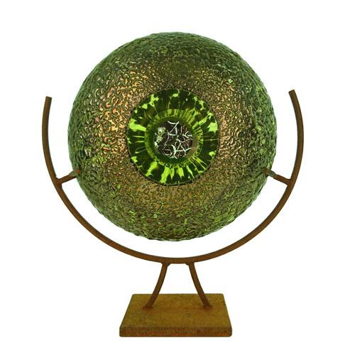 Fascinating Glassworks by David Belien - Meteor Green glassworks Fascinating Glassworks by David Belien Fascinating Glass Art by David Belien Meteor Green