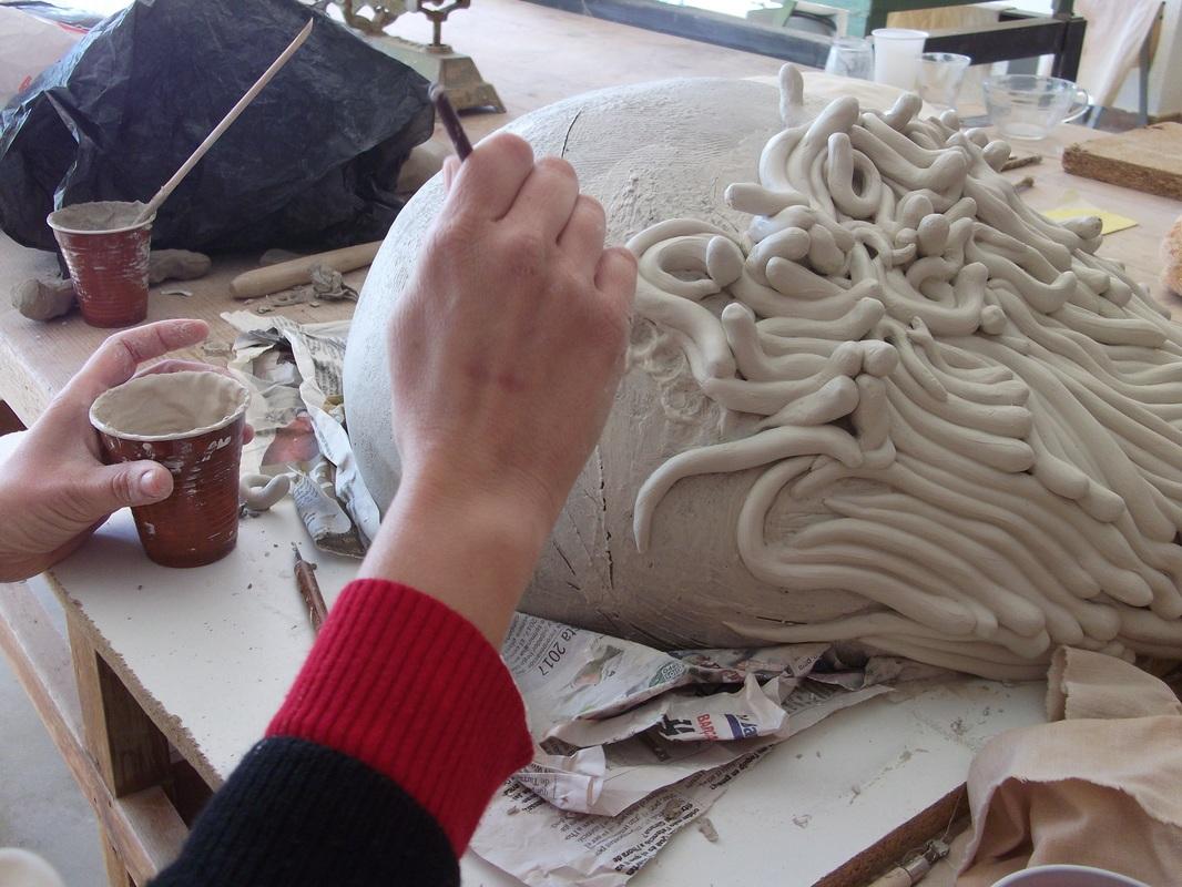 Amazing Portuguese Ceramic Art and Glassworks by Catarina Nunes - Workshop Ceramic Art Amazing Portuguese Ceramic Art and Glassworks by Catarina Nunes Amazing Portuguese Ceramic and Glassworks by Catarina Nunes Workshop