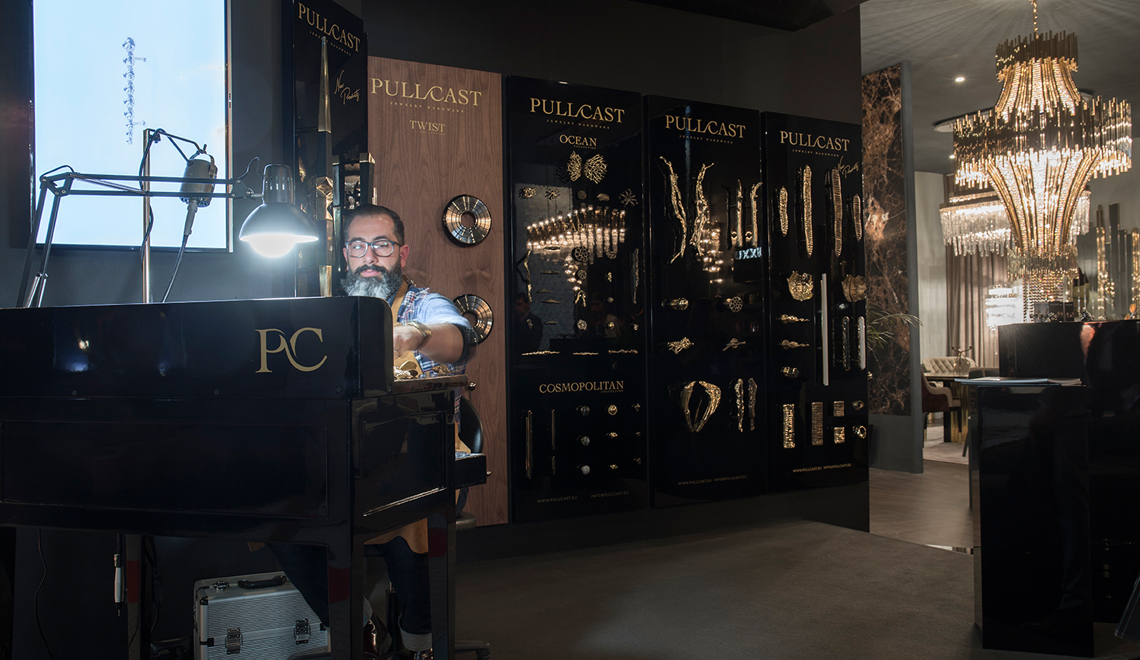 Behind the Scenes Talented Pullcast Artisan in Maison et Objet 2019 - maison et objet Behind the Scenes: Talented Pullcast's Artisan in Maison et Objet 2019 Behind the Scenes Talented Pullcast Artisan in Maison et Objet 2019