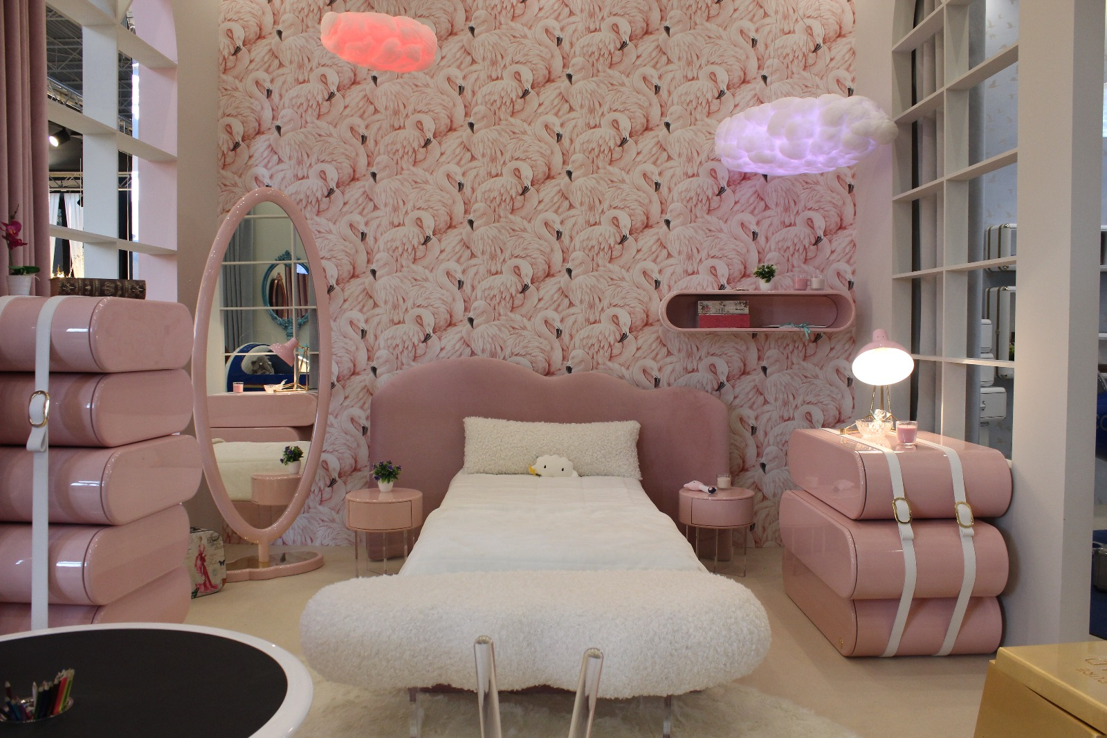 Amazing Girl Room by Circu at Maison et Objet 2019 Maison et Objet 2019 Highlights of Maison et Objet 2019 Circus Girl Room   Covet Group
