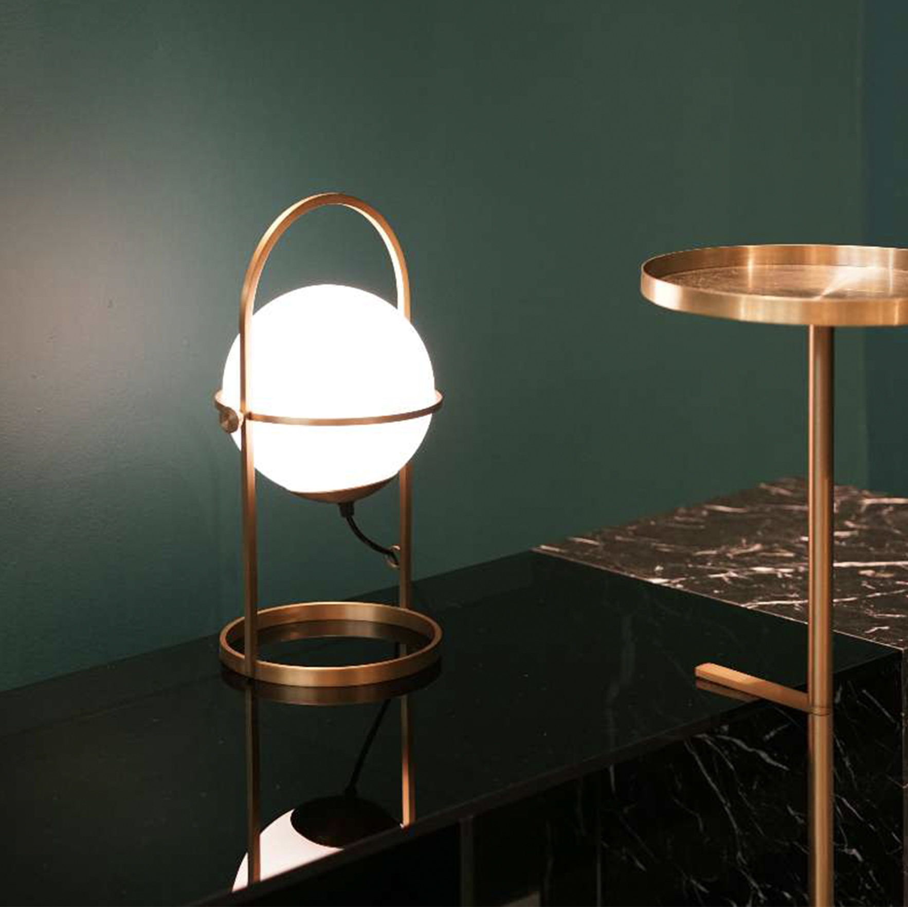 Incredible New Generation of Chinese Designers at Maison et Objet 2019 - Ximi Li - YUAN table lamp maison et objet 2019 Incredible New Generation of Chinese Designers at Maison et Objet 2019 Incredible New Generation of Chinese Designers at Maison et Objet 2019 Ximi Li YUAN table lamp