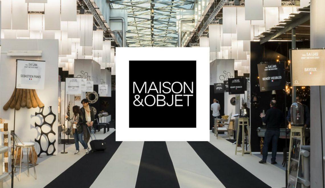Maison et Objet 2019 Highlights of Maison et Objet 2019 Maison et Objet 2019   Maison Valentina 1140x660